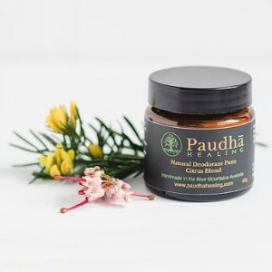 paudha healing natural deodorant eco and us