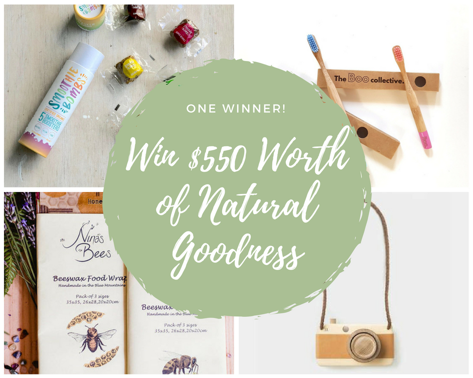 Natural Living Prize Giveaway Eco and Us
