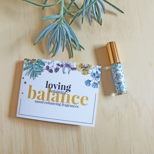 Loving Botanica Natural Fragrances Eco and Us