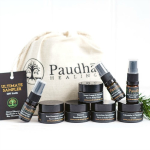 Paudha Healing - Natural Skincare Eco and Us