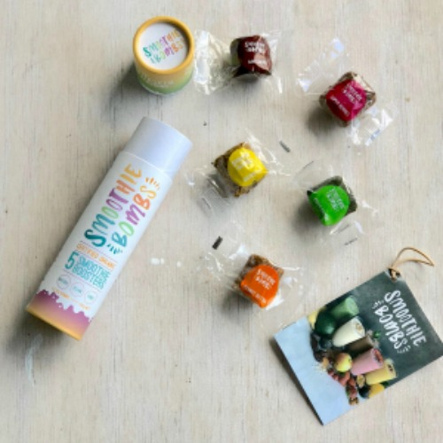 Smoothie Bombs - The Multitasker Mixed Tube & Recipe Booklet Eco and Us
